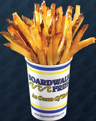 Fresh Cut Boardwalk Fries | Yelp