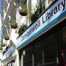 Camberwell Library, London
