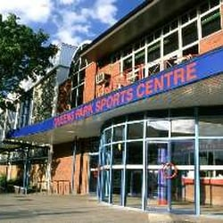 Queen's Park Sports Centre, Chesterfield, Derbyshire