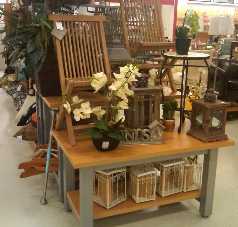 T J Maxx Furniture Section