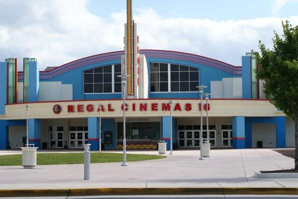 regal cinemas 16