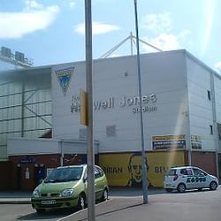 The Halliwell Jones Stadium, Warrington, Cheshire East