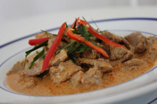Beef Panang Curry | Yelp