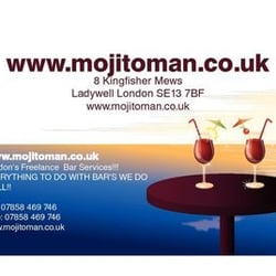 Mojitomann.co.uk, London