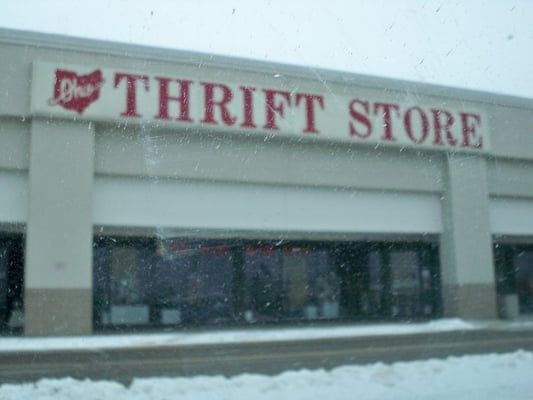 Thrift Stores In Columbus
