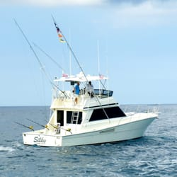 Silky fishing charter fishing kailua kona hi united for Kona fishing charters