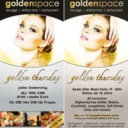 Golden Space Lounge, Munich, Bayern, Germany