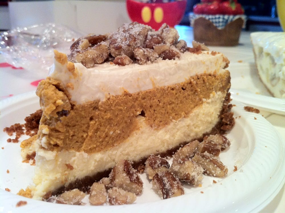 Sweet potato cheesecake | Yelp