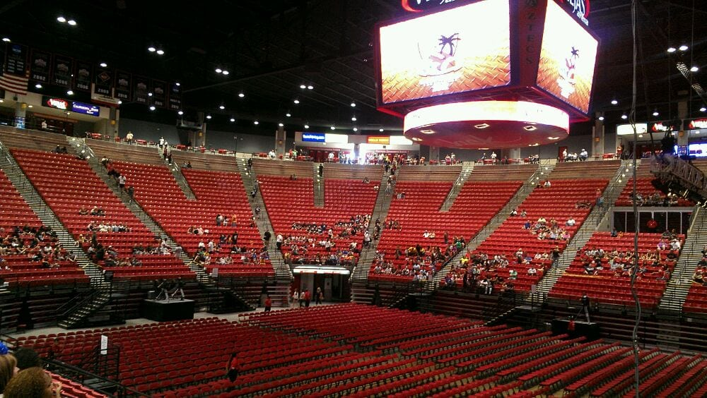 Photos for Viejas Arena | Yelp