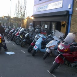Honda Riders Motors, London