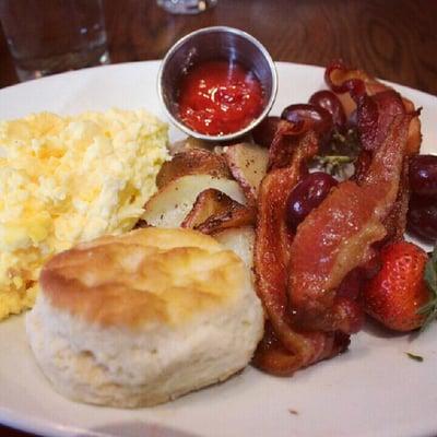 american breakfast info