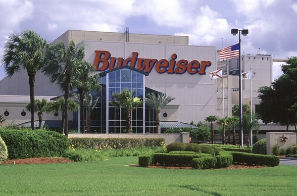Anheuser Busch Brewery Tours Houston