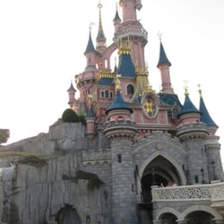 The Sleeping Beauty Castle!