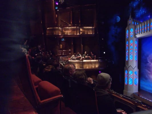 Seat D15 for the Book of Mormon