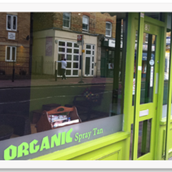Organic Beauty, London