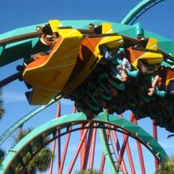 Busch Gardens Fairgrounds Arcades Busch Gardens
