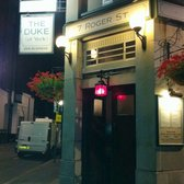 The Duke by night