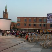 Sommerkino Kulturforum Potsdamer Platz, Berlin