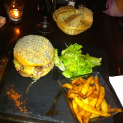 Cheesburger au cantal