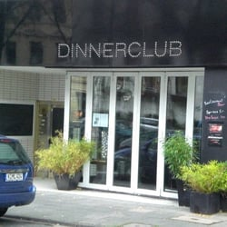 Dinnerclub, Cologne, Nordrhein-Westfalen, Germany
