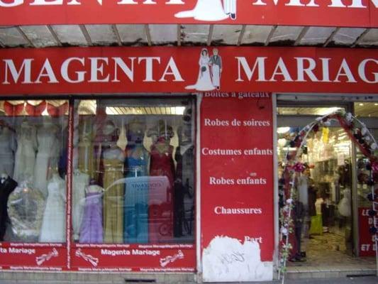 Formal Dresses: Robes De Soirée Boulevard Magenta
