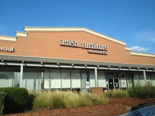 Amish Furniture Of Austin