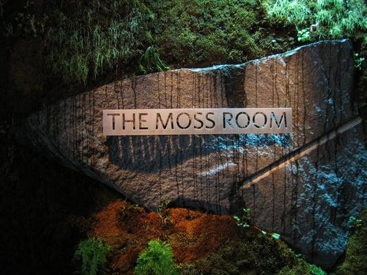 The Moss Room