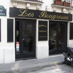 Les Bougresses, Paris