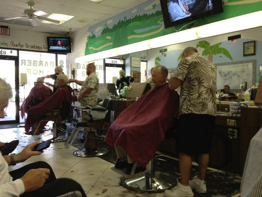 Barber Near Ne : Pavilion Barber Shop - Naples, FL - Yelp