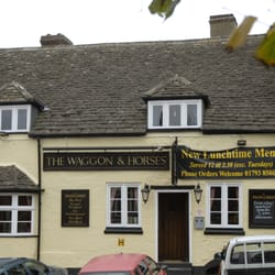 Waggon & Horses, Royal Wootton Bassett, Swindon, UK