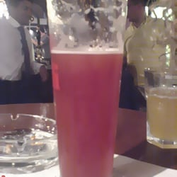 Yummy cherry beer!
