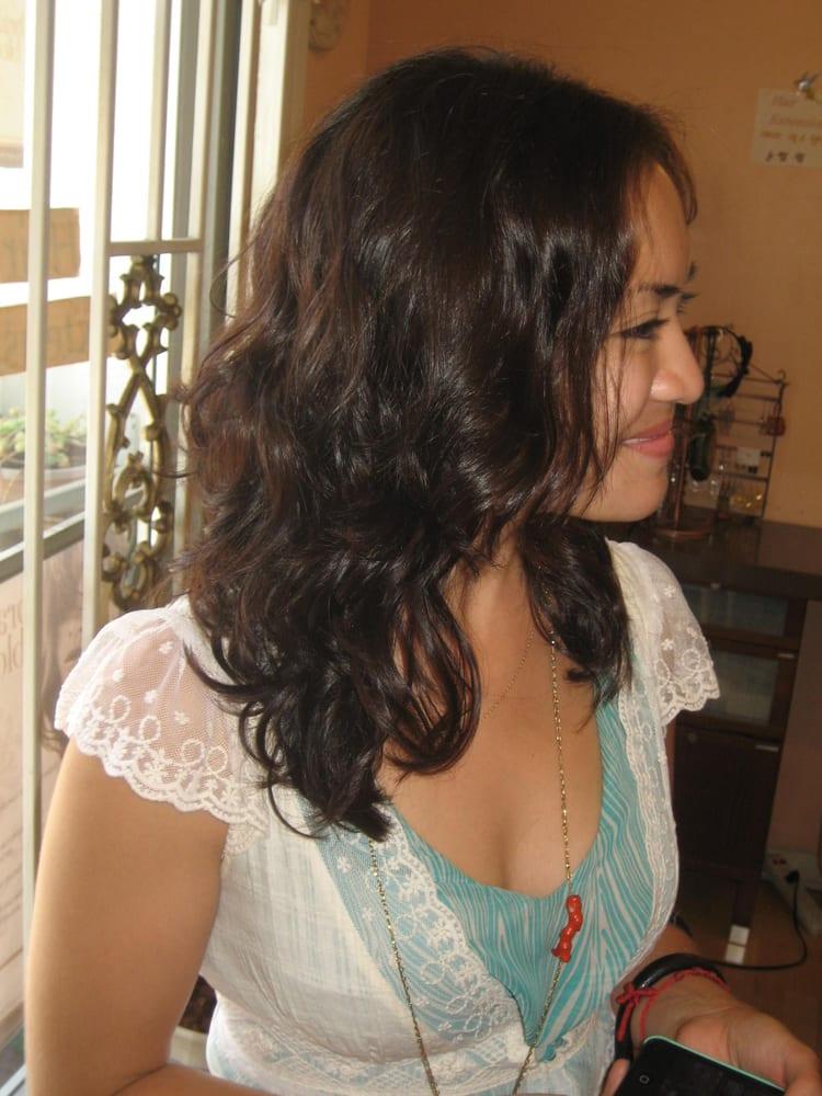 Digital Perm Short Hair Newhairstylesformen2014 Com