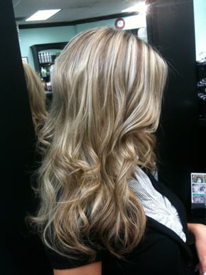 ... Highlights And Lowlights For Blonde Hair Pictures to pin on Pinterest