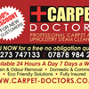 Carpet Doctors, Brighton