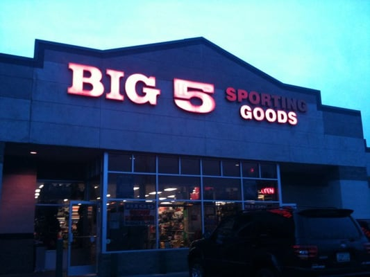 big 5 Shop for sport-specific shoes and cleats  that fit your sport, style and budget.