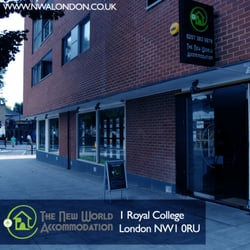 The New World Accommodation, London