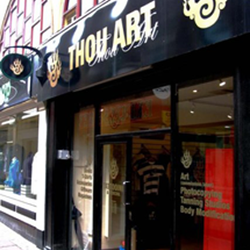 Thouart Tattoo Studio, Sheffield, South Yorkshire
