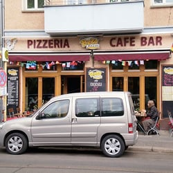 Pizza Dach, Berlin