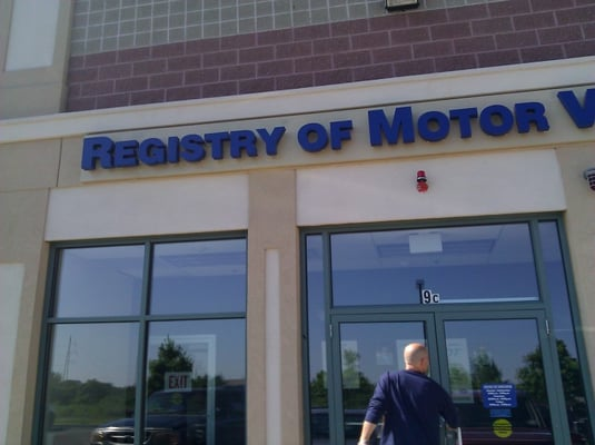 Registry Of Motor Vehicles Departments Of Motor Vehicles