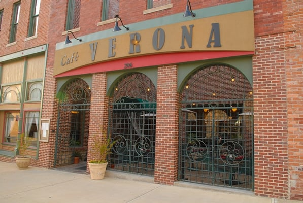 Cafe Verona: Independence, MO