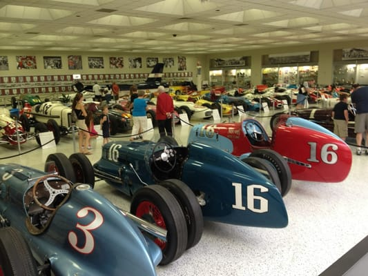 Photos For Indianapolis Motor Speedway Hall Of Fame Museum