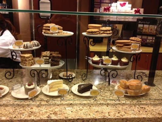 Nordstrom Cafe Menu Bethesda