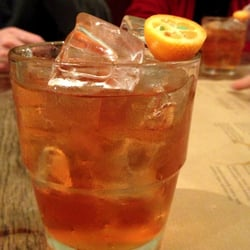 The bourbon growler, most amazing whisky cocktail ever