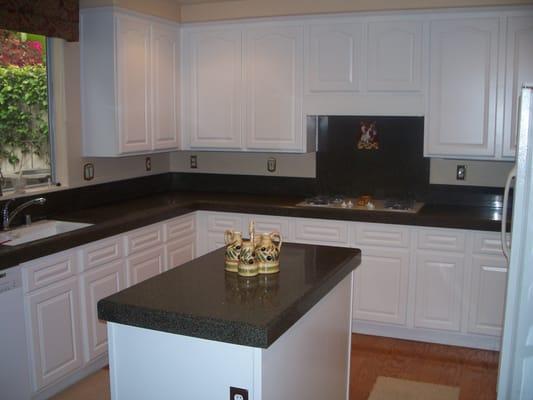 Chocolate Pear Kitchen Cabinets – Quicua.com