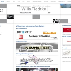 Willy Tiedke GmbH & Co KG, Hamburg
