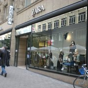 ZARA, Hamburg, Germany