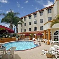 Hampton inn suites santa ana orange county airport yelp for 2720 hotel terrace drive