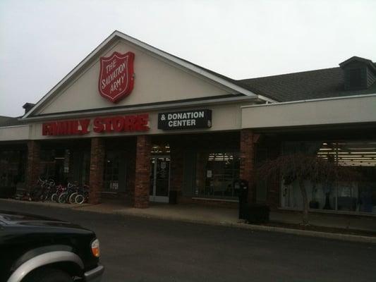 Salvation army coupon michigan