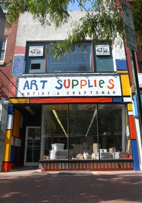 Art supply art supply store near me for Craft supplies stores near me