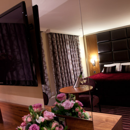 Hotel Rooms in Croydon - Hallmark Hotels